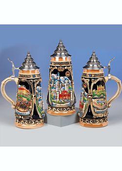 Neuschwanstein Castle Stoneware
