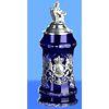Royal Blue Crystal Bayern