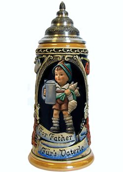 For Father Beer Stein